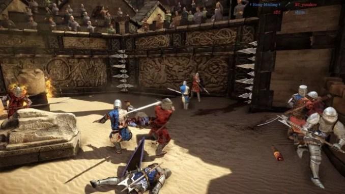 Chivalry Medieval Warfare ScreenShot 1