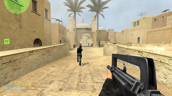 Counter-Strike Source ScreenShot 1