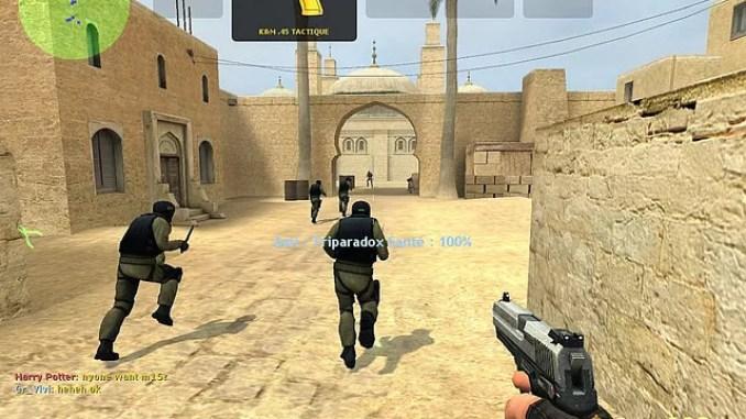 Counter-Strike Source ScreenShot 2