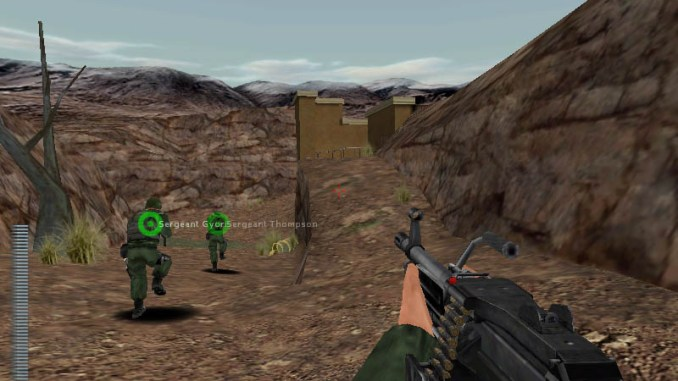 Global Operations ScreenShot 3