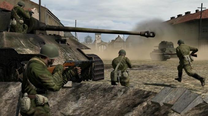 Iron Front Liberation 1944 ScreenShot 1