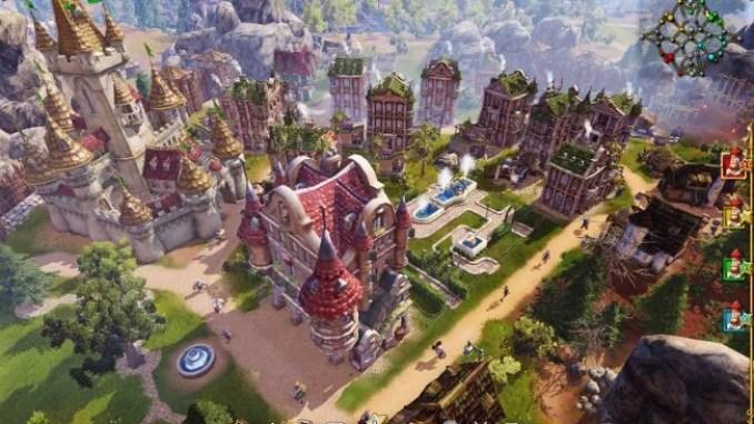 The Settlers 7 Paths to a Kingdom ScreenShot 3