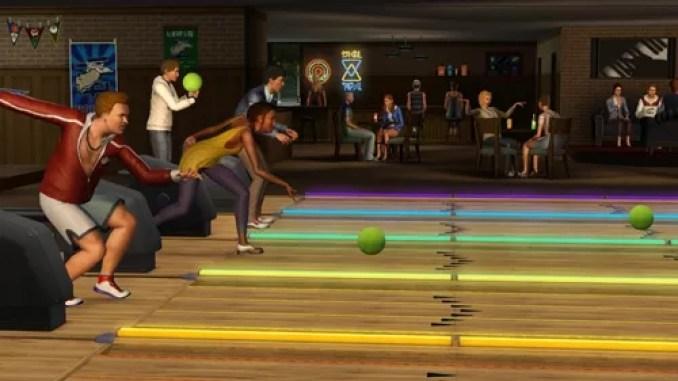The Sims 3 University Life ScreenShot 2