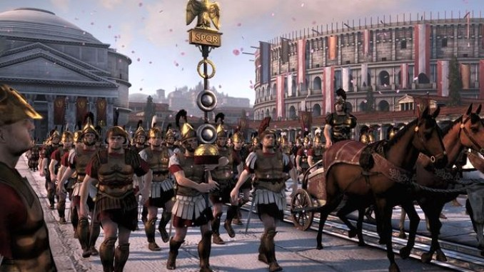 Total War Rome II ScreenShot 3
