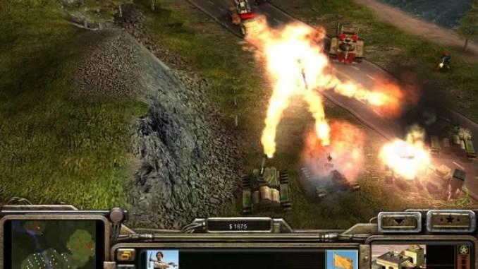 Command & Conquer Generals ScreenShot 3