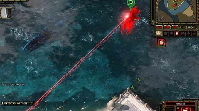 Command & Conquer Red Alert 3 ScreenShot 1