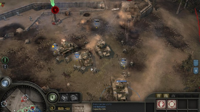 Company of Heroes Opposing Fronts ScreenShot 1