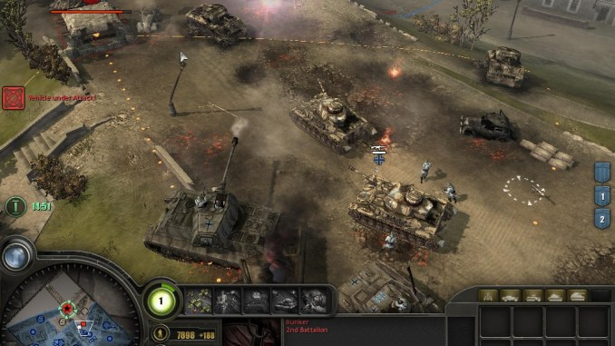 Company of Heroes Opposing Fronts ScreenShot 2