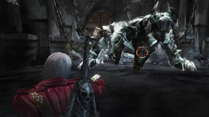 Devil May Cry 3 Dante's Awakening ScreenShot 3
