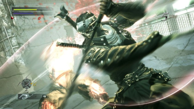 Ninja Blade ScreenShot 1
