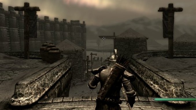The Elder Scrolls V Skyrim - Dragonborn ScreenShot 1