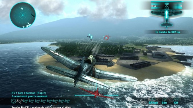 Air Conflicts Pacific Carriers ScreenShot 2