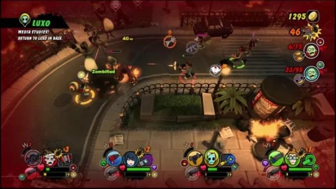 All Zombies Must Die! ScreenShot 1