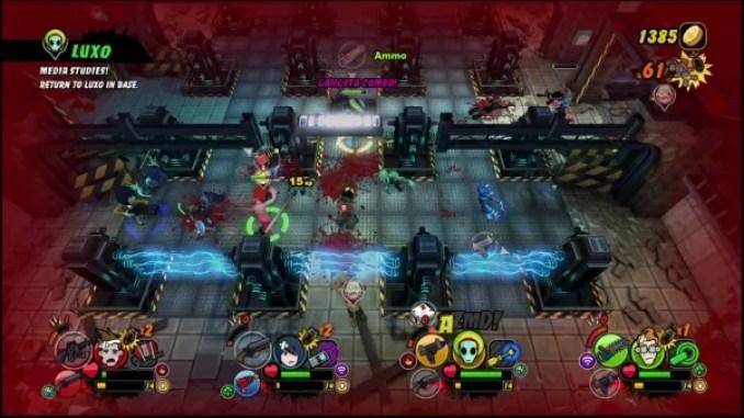 All Zombies Must Die! ScreenShot 2