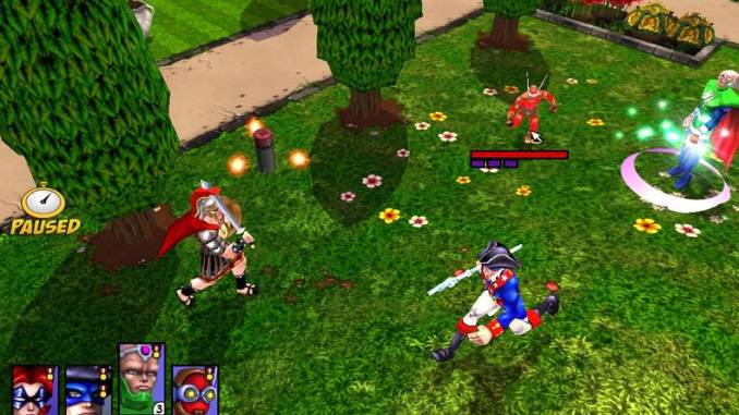 Freedom Force vs the 3rd Reich ScreenShot 1