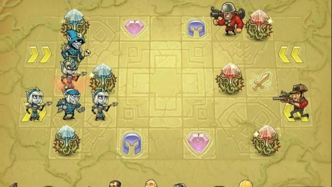 Hero Academy ScreenShot 2