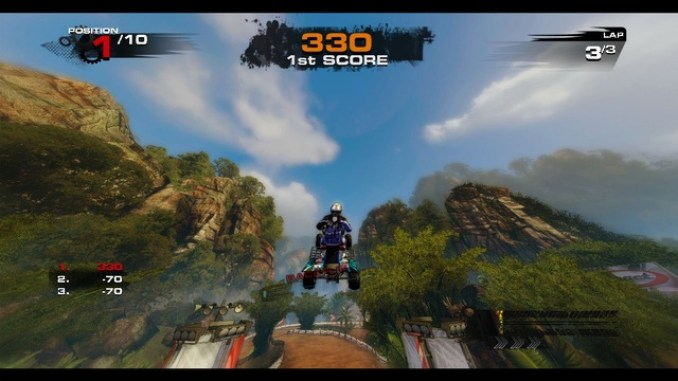 Mad Riders ScreenShot 1