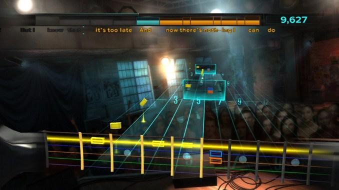 Rocksmith ScreenShot 1