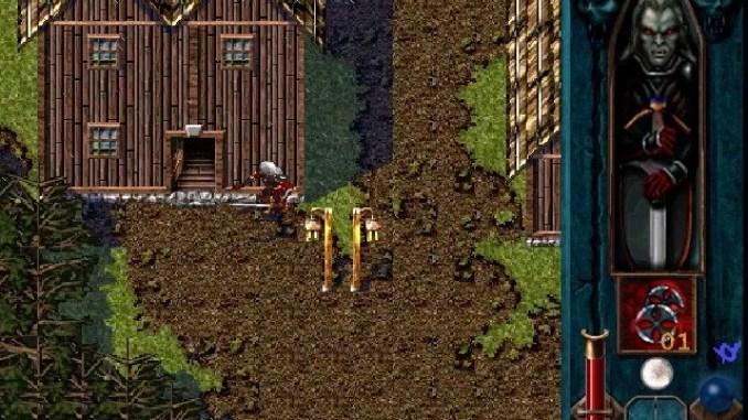 Blood Omen Legacy of Kain ScreenShot 2