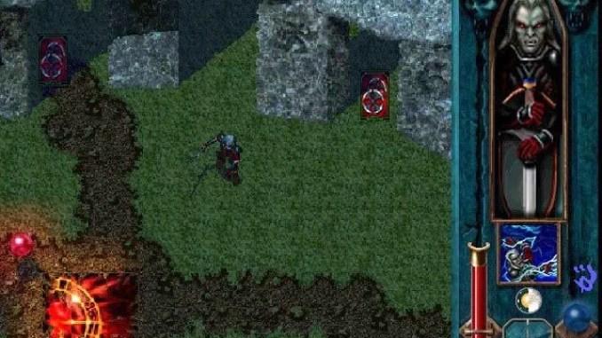 Blood Omen Legacy of Kain ScreenShot 3