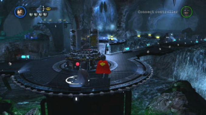 Lego Batman 2 DC Super Heroes ScreenShot 1