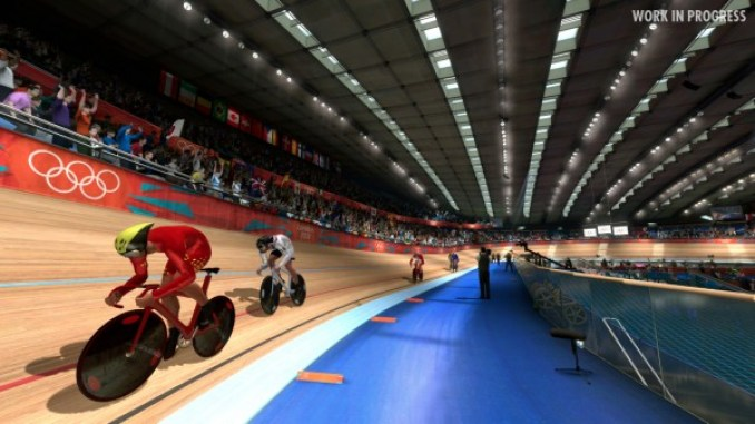 London 2012 The Official Video Game of the Olympic Games 1
