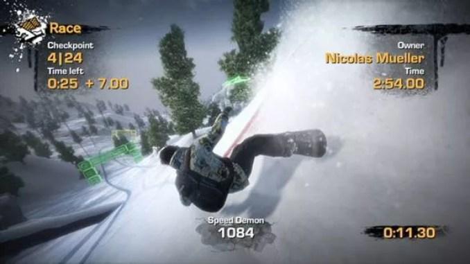 Stoked Big Air Edition ScreenShot 1