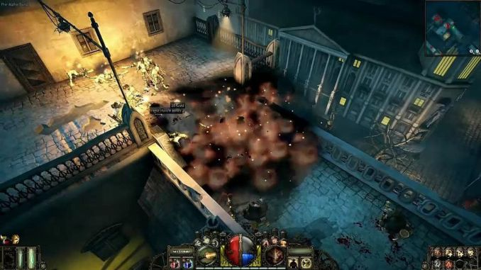 The Incredible Adventures of Van Helsing ScreenShot 2