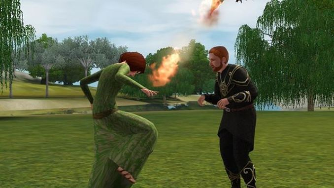The Sims 3 Dragon Valley ScreenShot 2