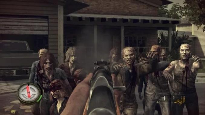 The Walking Dead Survival Instinct ScreenShot 1
