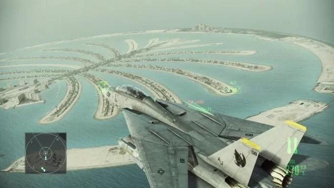 Ace Combat Assault Horizon: Enhanced Edition ScreenShot 2