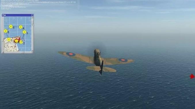 IL-2 Sturmovik Cliffs of Dover ScreenShot 2