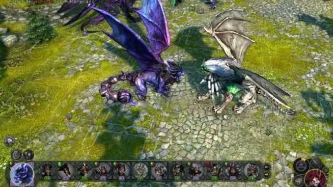 Might and Magic Heroes VI ScreenShot 3