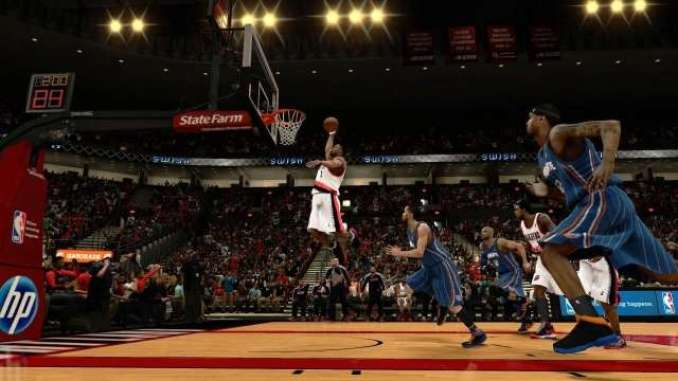 NBA 2k14 ScreenShot 2