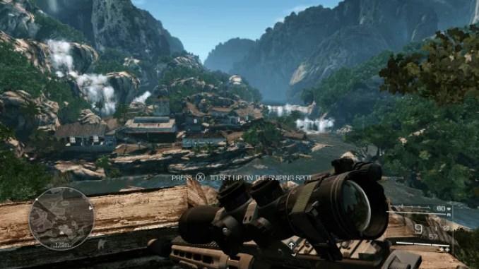 Sniper Ghost Warrior 2 ScreenShot 2