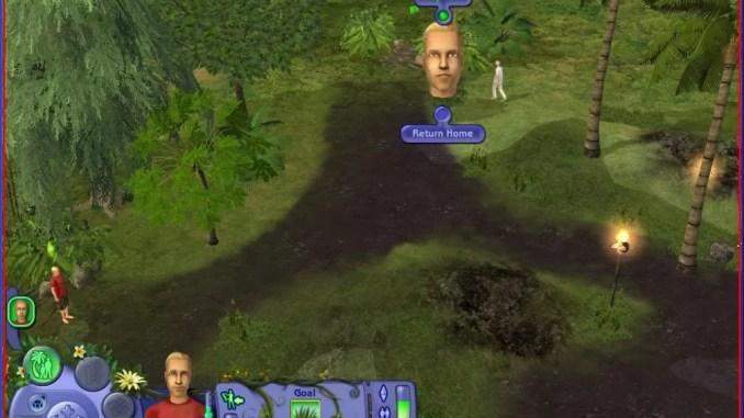 The Sims Castaway Stories ScreenShot 3