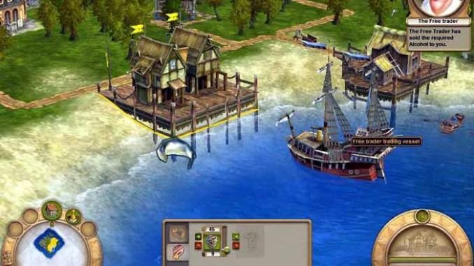 Anno 1701 ScreenShot 2