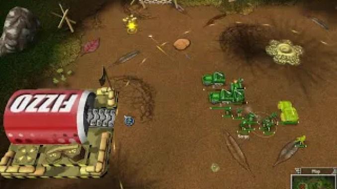 Army Men RTS ScreenShot 1