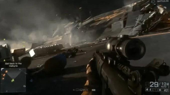 Battlefield 4 Game ScreenShot 2
