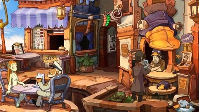 Chaos on Deponia ScreenShot 2