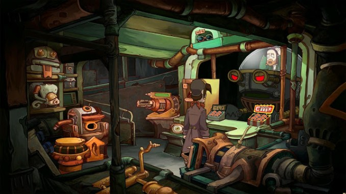 Chaos on Deponia ScreenShot 3