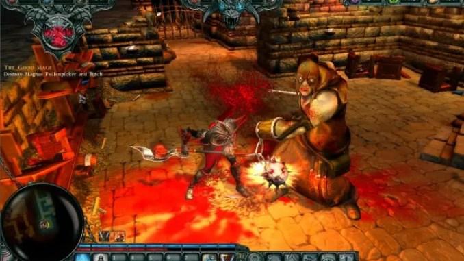 Dungeons Game ScreenShot 1