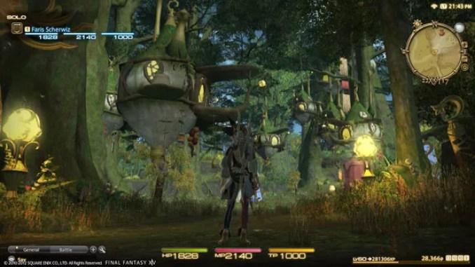 Final Fantasy XIV A Realm Reborn Game ScreenShot 3