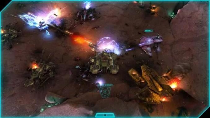 Halo Spartan Assault ScreenShot 2