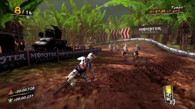MUD - FIM Motocross World Championship ScreenShot 3