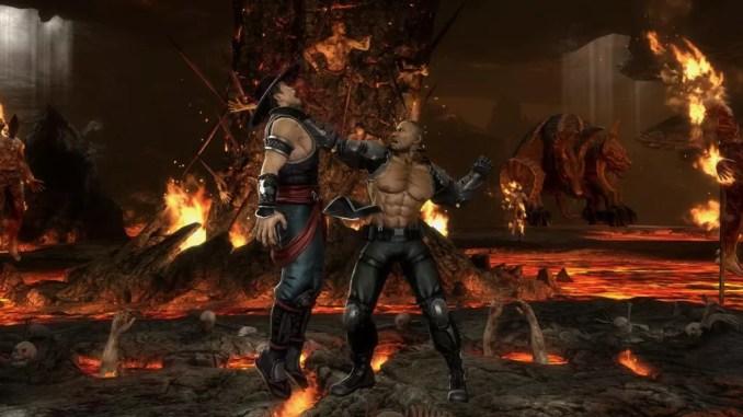 Mortal Kombat Komplete Edition ScreenShot 3