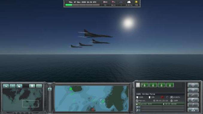 Naval War Arctic Circle ScreenShot 2