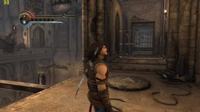 Prince of Persia The Forgotten Sands ScreenShot 1