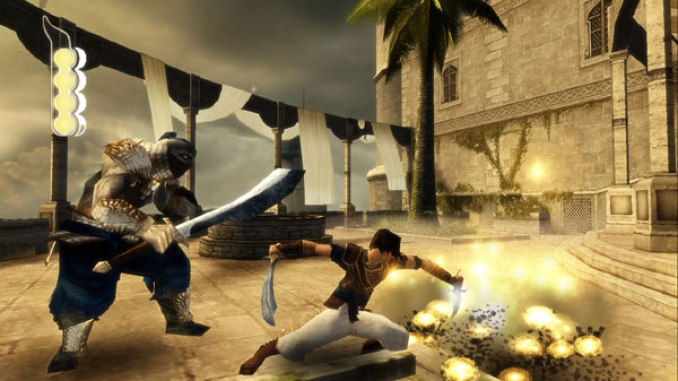 Prince of Persia The Sands of Time ScreenShot 1