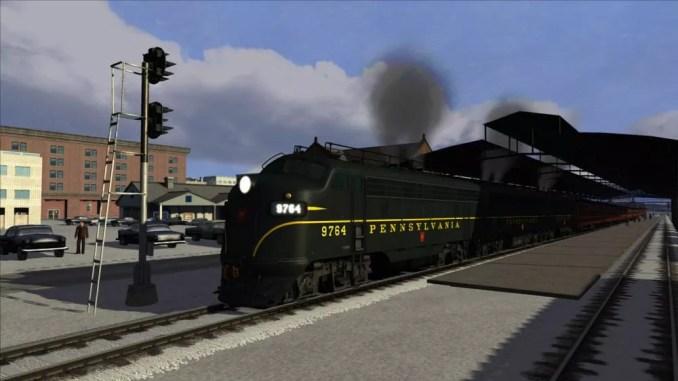 Railworks 3 Train Simulator 2012 Deluxe ScreenShot 3